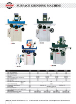 SURFACE GRINDING MACHINE 6