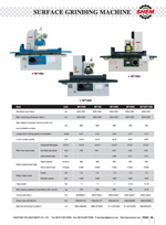 SURFACE GRINDING MACHINE 5