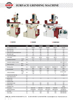 SURFACE GRINDING MACHINE 2