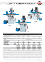 SURFACE GRINDING MACHINE 1