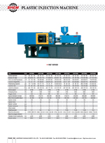 HQT PLASTIC INJECTION MACHINE 1